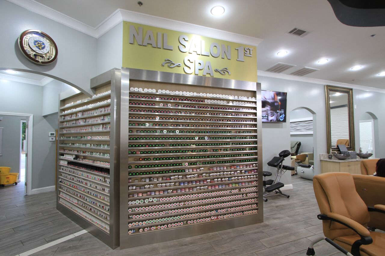Nail Salon First And Spa